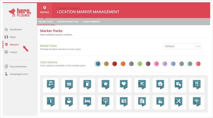 MapsMarkerPacks