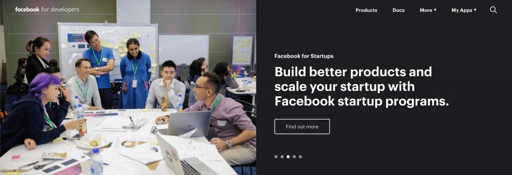 Facebook Developers Site